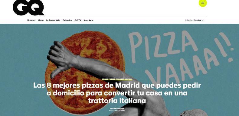 mejores pizzas