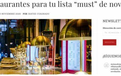 SteakBurger en tu lista de restaurantes 'must'