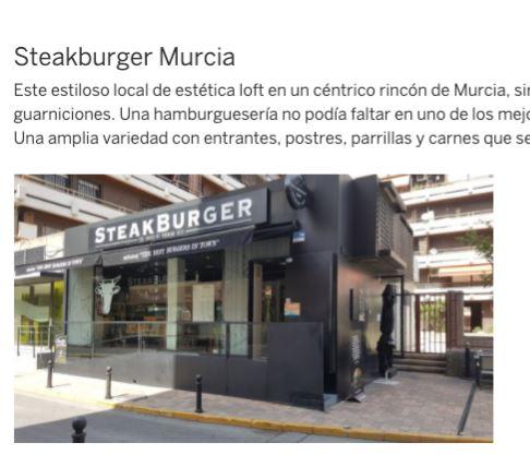 restaurantes mejor valorados murcia