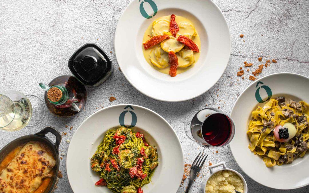 ¿Cuáles son los platos italianos más comunes?