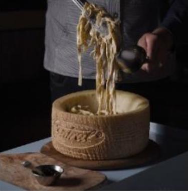"""Prueba nuestra """"Pasta alla rueda"""""""