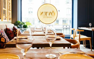 Prueba la mejor lasagna en nuestro restaurante Ôven Mozzarella Bar